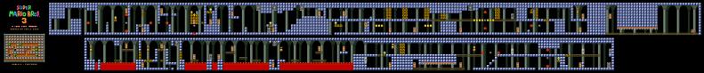SuperMarioAll-Stars-SuperMarioBros3-World8-Fortress
